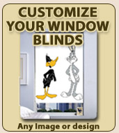 customize your kids window blinds bedroom