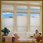 Honeycomb Shades, energy efficient blinds in NJ
